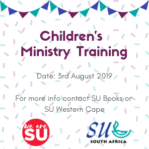 Childrens Ministry Training August 2019