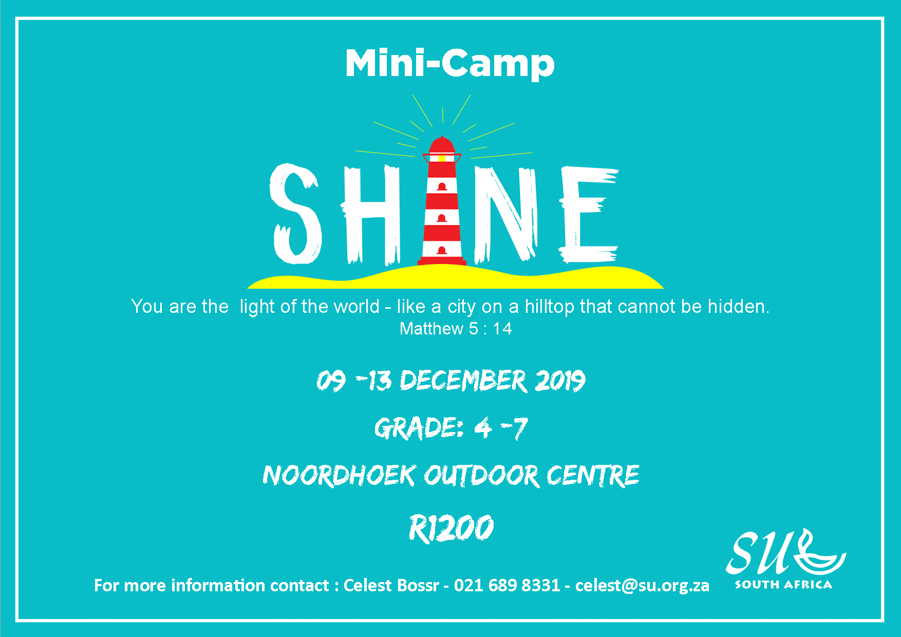 Shine Flyer Colour