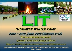 LIT Glenhaven Winter Camp Add 2019